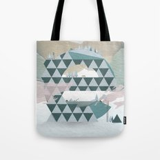 Nature is a dynamic system Tote Bag