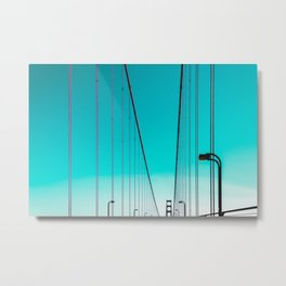 By this post you might have noticed that I'm not very fond of diagonals. Metal Print