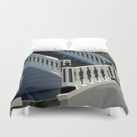 brand new Duvet Covers featuring A Brand New Me by oneofacard