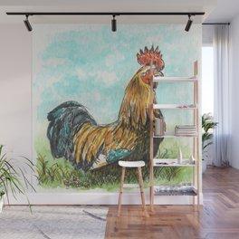 Le Coq Wall Mural