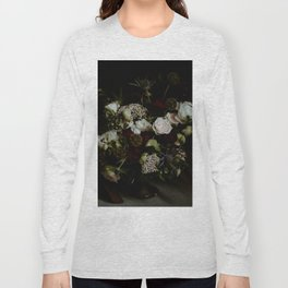 Floral Bouquet - Rembrandt Style Long Sleeve T-shirt
