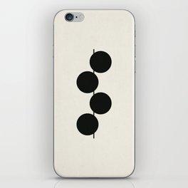 Link II iPhone Skin