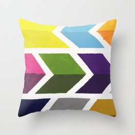 Blink and You'll Miss it Throw Pillow