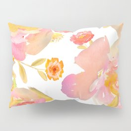 Peachy Pillow Sham