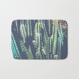 Cactus Jungle II Bath Mat