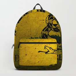 Don't Tread On Me Backpack