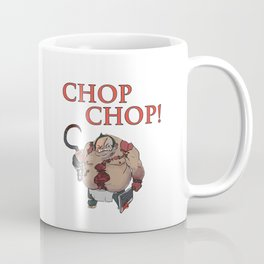 Chop Chop! Dota2 Pudge (Defense of the Ancients) Coffee Mug