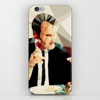 tarantino iPhone & iPod Skins featuring Quentin Tarantino // Reservoir Dogs by VIVA LA GRAPH!