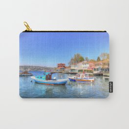 Boats on The Bosphorus Istanbul Carry-All Pouch