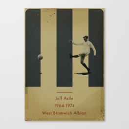 WBA - Astle Canvas Print