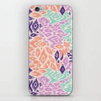 leopard iPhone & iPod Skins featuring Leopard by moniquilla