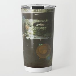 Leave this town Travel Mug