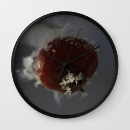 The Colors of the Season Wall Clock