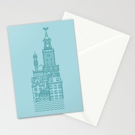 Stockholm (Cities series) Stationery Cards