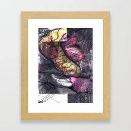 Vuelvo a mí XIV Framed Art Print