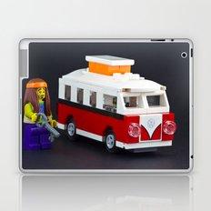 Honey, you shrunk the bus! Laptop & iPad Skin