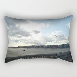 Perfect Beach Day Rectangular Pillow