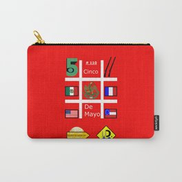 #CincoDeMayo 110 Carry-All Pouch