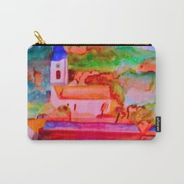 Buntes Niederbayern Carry-All Pouch
