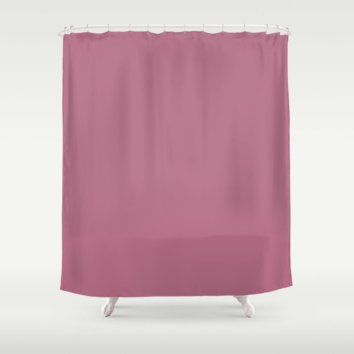 Delicate Blush ~ Rose Shower Curtain