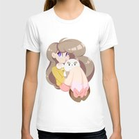 puppycat T-shirts featuring 2 cute 2 poot by Artfully Elyse