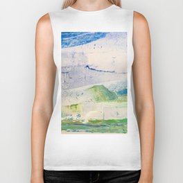 Let's go hiking : ) Biker Tank