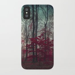 a.maze - enchanted forest iPhone Case