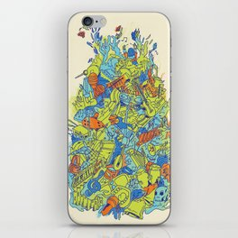 Music--Something For Everyone iPhone Skin