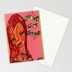 You are so awesome! Stationery Cards
