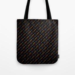 Curious Code Tote Bag
