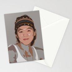 China Girl Stationery Cards