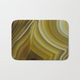 Earth Treasures -Yellow Agate Bath Mat