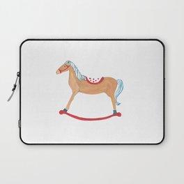 Horse Illustration Laptop Sleeve