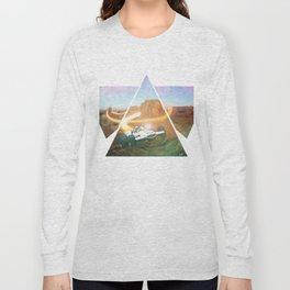 Flyin' Car I Long Sleeve T-shirt