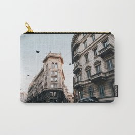 Architecture in Milan Carry-All Pouch
