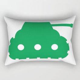 Mini-Tank Rectangular Pillow