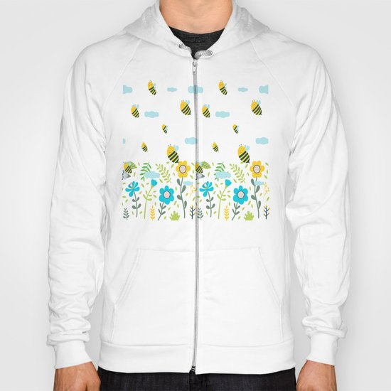 Bee Flaying Hoody