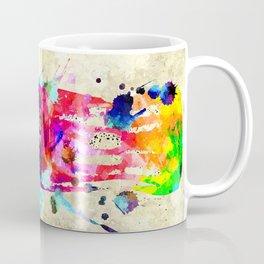 Coca-Cola Grunge Coffee Mug
