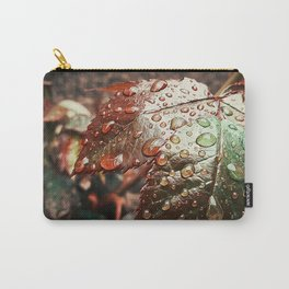 dew droplets Carry-All Pouch