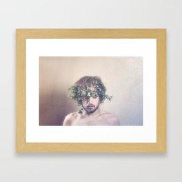 Redeemer Framed Art Print