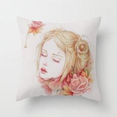 Atonement Throw Pillow