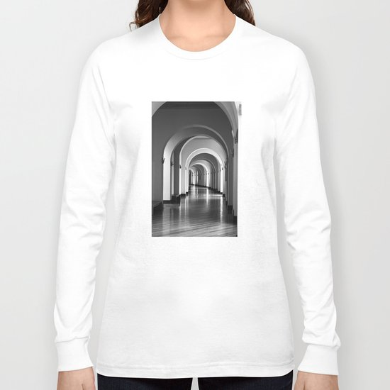 According to the light Long Sleeve T-shirt