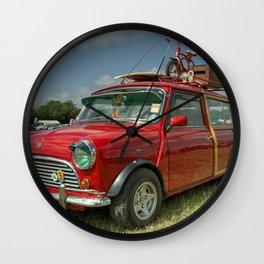 Mini Countryman Wall Clock
