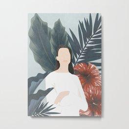 My Beautiful Garden Metal Print
