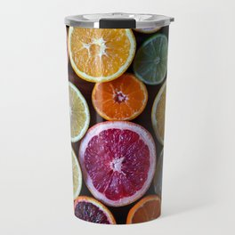 Citrus Travel Mug