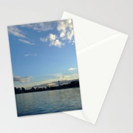 Parting the Waters Stationery Cards