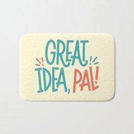 Great Idea Bath Mat