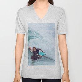 Surf Brazil Unisex V-Neck