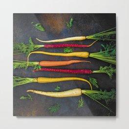 Carrot Encore Metal Print