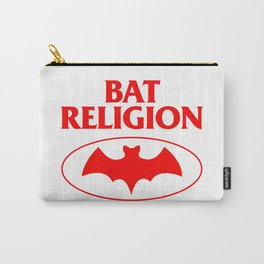 Bat Religion Carry-All Pouch
